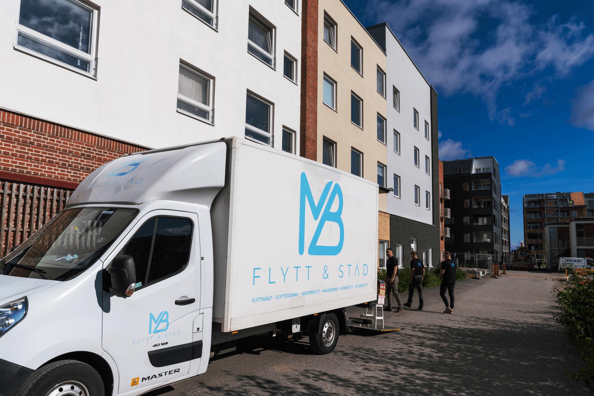 På väg genom Småland finner ni vår flyttfirma i Värnamo